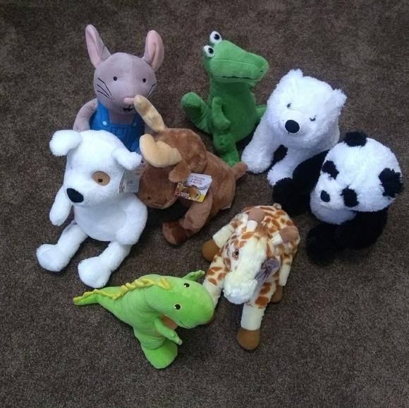 Kohls Accessories Nwot Cares Stuffed Animal Lot Toys Poshmark